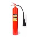 Переносной углекислотный огнетушитель