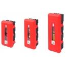 Пластиковые боксы Danken (пеналы) для транспортировки огнетушителей