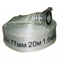 Напорный пожарный рукав РПМ(В)-80-1,6-ИМ-УХЛ1 (5ELEM)