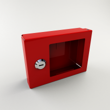 ключница +для пожарного ключа