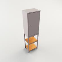 Шкаф металлический для документов ШД-02