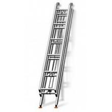 Лестница трехколенная