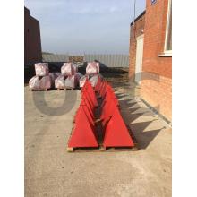 защитное ограждение для гидрантов, пирамиды для гидрантов, пирамида +для пожарного гидранта 750х750х900, купить пирамиду +для пожарных гидрантов