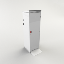 Шкаф для хранения газовых баллонов ШГБ-01