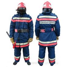 Боевая одежда пожарного БОП-1 «Номекс»